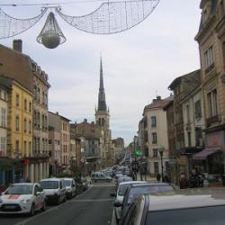 Location Local commercial Villefranche-sur-Saône 45 m²