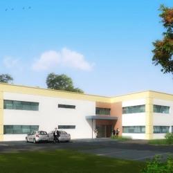 Vente Bureau Bayeux 810 m²