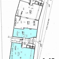 Location Bureau Villeurbanne 223 m²