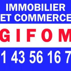 Vente Local commercial Drancy 180 m²