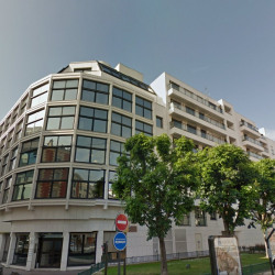 Location Bureau Levallois-Perret 205 m²