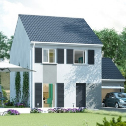 Maison  5 pièces + Terrain  345 m² Sarcelles