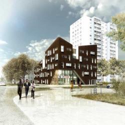 Location Bureau Rennes 467,46 m²