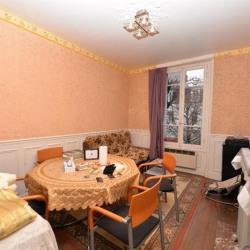 Appartement Saint Ouen 2 pièce (s) 37.62 m²
