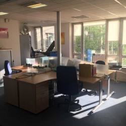 Location Bureau Colombes 50 m²