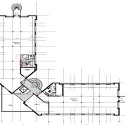 Location Bureau Toulouse 697 m²