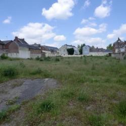 Vente Terrain Saint-Quentin 2456 m²