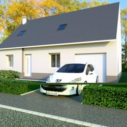 vente Maison / Villa 4 pièces Villers-Bretonneux