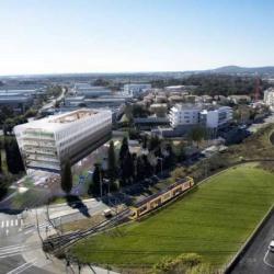 Vente Bureau Montpellier 4565 m²