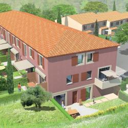 vente Appartement 4 pièces Roquefort la Bedoule