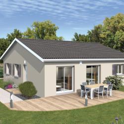 Maison  4 pièces + Terrain  550 m² Dracé