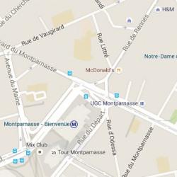 Location Local commercial Paris 6ème 430 m²