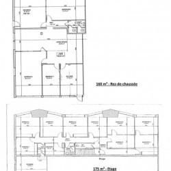 Location Bureau Cesson-Sévigné 692 m²