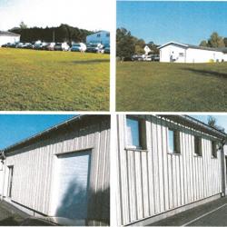 Vente Local d'activités Panazol 720 m²