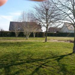 Terrain  de 1200 m²  Saint-Benoît-des-Ombres  (27450)