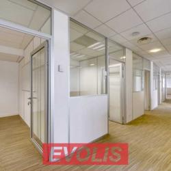 Location Bureau Paris 15ème 870 m²