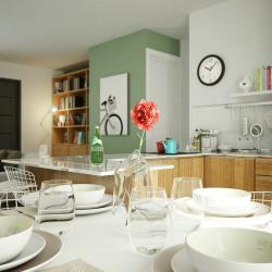 Maison  4 pièces + Terrain  189 m² Saint-Thibéry