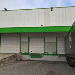 Location Entrepôt Genas 3596 m²