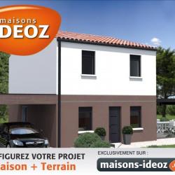 Maison  5 pièces + Terrain  444 m² Lozay