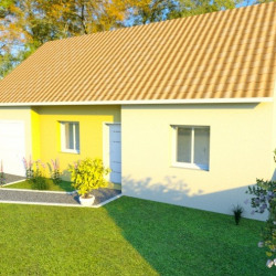 Maison  4 pièces + Terrain  417 m² Sainte-Jamme-sur-Sarthe