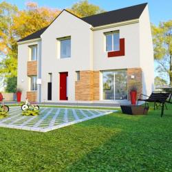 Terrain  de 1076 m²  Jouars-Pontchartrain  (78760)
