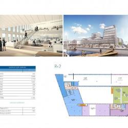 Location Bureau Bordeaux 8302 m²