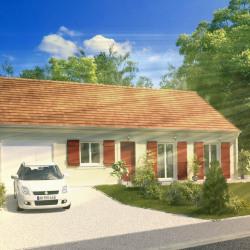Maison  5 pièces + Terrain  708 m² Viabon