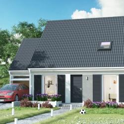 Maison  5 pièces + Terrain  348 m² Mouy
