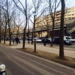 Cession de bail Local commercial Paris 13ème 124 m²