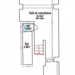 Location Local commercial La Queue-en-Brie 110 m²