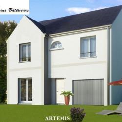 Terrain  de 370 m²  Aulnay-sous-Bois  (93600)