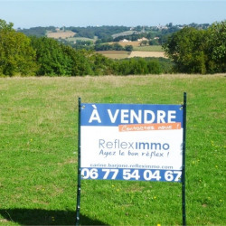 Vente Terrain Serres-Castet 1115 m²