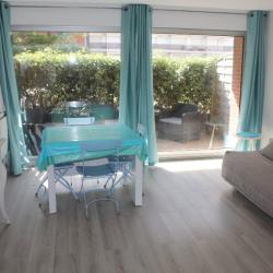 Studio cabine 29 m² au Touquet