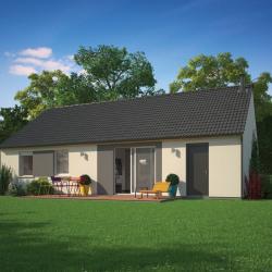 Maison  5 pièces + Terrain  2290 m² Berneuil-sur-Aisne