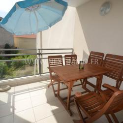 Appartement 2 pièces avec double terrasses