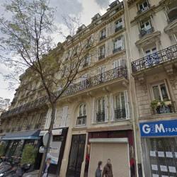 Location Local commercial Paris 9ème 52 m²