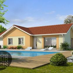 Maison  4 pièces + Terrain  1452 m² Verel-Pragondran