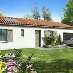 Maison  4 pièces + Terrain  200 m² Montolieu