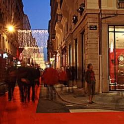 Cession de bail Local commercial Lyon 2ème 190 m²