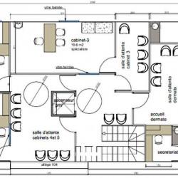 Location Bureau Cayenne 20 m²
