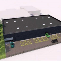 Location Entrepôt Lormont 620 m²