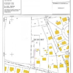 Vente Terrain Bucy-le-Long 1400 m²