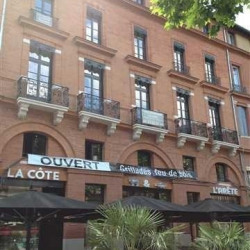 Location Bureau Toulouse 106 m²