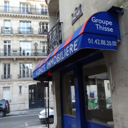 Location Local commercial Paris 16ème 30 m²