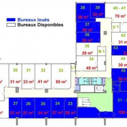 Location Bureau Garges-lès-Gonesse 50 m²