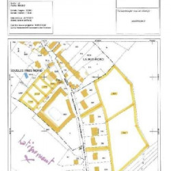 Vente Terrain Paars 6534 m²