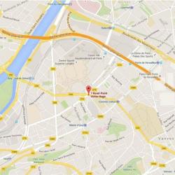 Location Bureau Issy-les-Moulineaux 428 m²