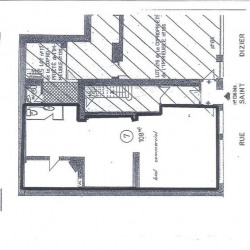 Location Bureau Nancy 108 m²