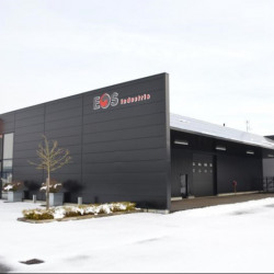 Vente Local d'activités Retzwiller 889 m²