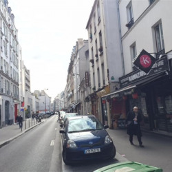 Cession de bail Local commercial Paris 11ème 66 m²